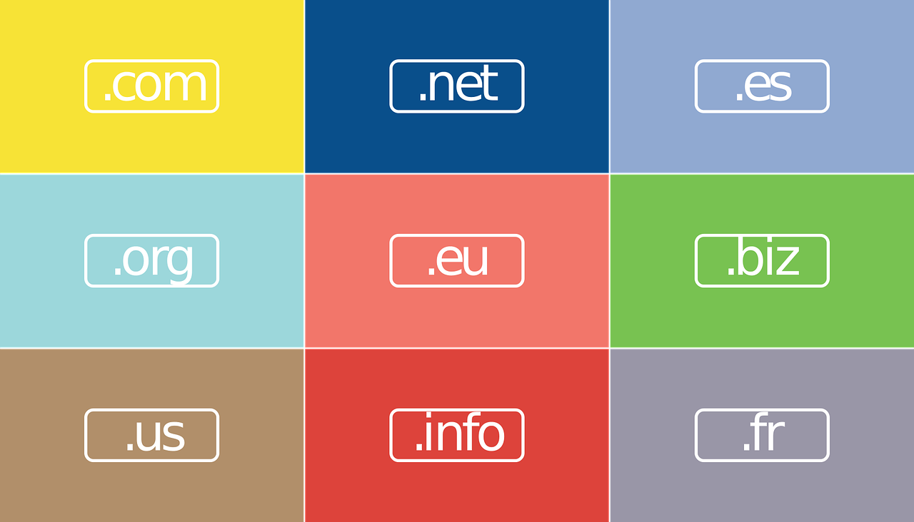 How To Choose Best Extensions To Buy A Domain Name